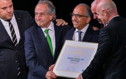 El Mundial de Fútbol 2026 será en México, EEUU y Canadá