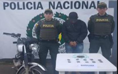 Policía Casanare logra la captura de ocho personas por diferentes delitos