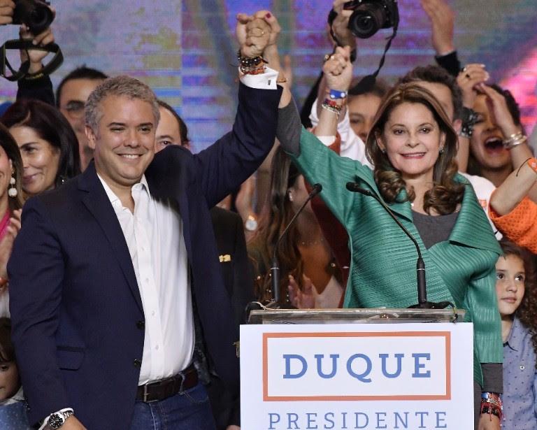 Photo of Iván Duque Márquez, nuevo presidente de Colombia