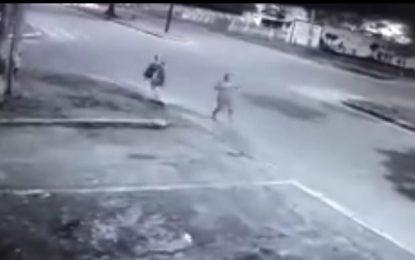 Alarma en Yopal por incremento de atracos callejeros cometidos por sujetos en moto y con cuchillo. Delinquen en zonas de alta afluencia de público