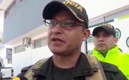 Policía Casanare capturó dos personas dedicadas al robo de motocicletas en Yopal