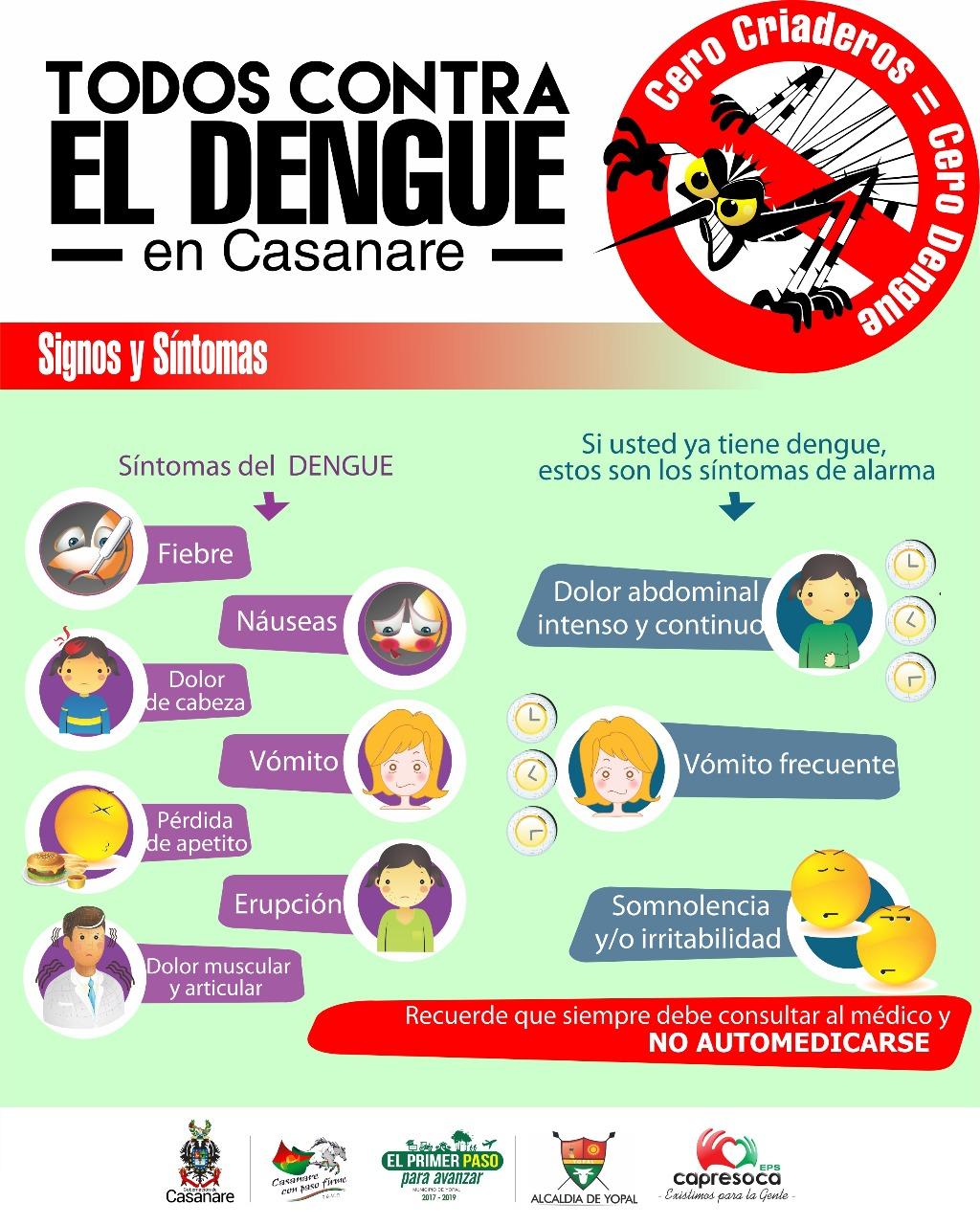 Photo of Secretaría departamental de Salud pide intensificar medidas preventivas, tras el incremento de casos de dengue en Casanare
