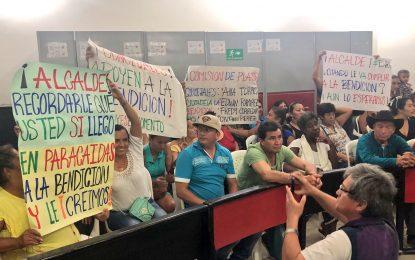 """Fue Aprobado durante primer debate, el proyecto que da la facultad al alcalde de Yopal para legalizar """"la Bendición"""""""