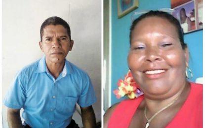 Dos valiosos líderes sociales asesinados en un día de fútbol