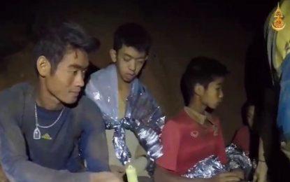 Con éxito rescatan a todos los atrapados en la cueva de Tailandia