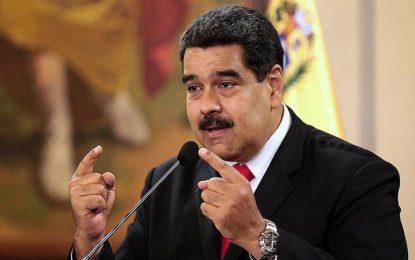 """""""Los venezolanos en el exterior son esclavizados"""": Maduro"""