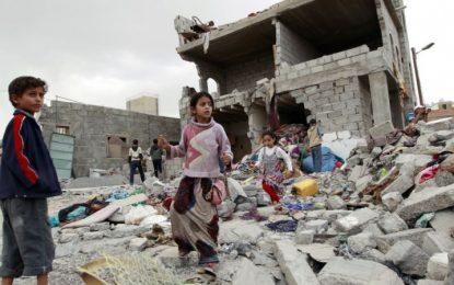 5 millones de niños en riesgo de hambruna en Yemen