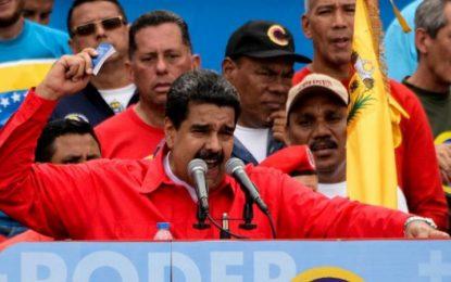 Nuevamente, Maduro denuncia que hay un plan para asesinarlo