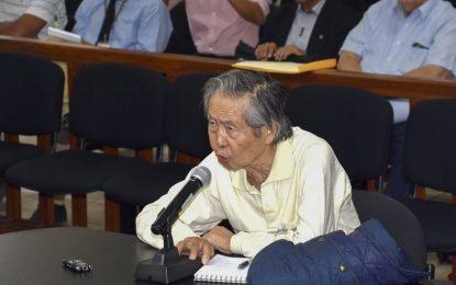 """El Chino"" Fujimori vuelve a la cárcel"