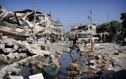 Al menos 12 muertos por un sismo en Haití