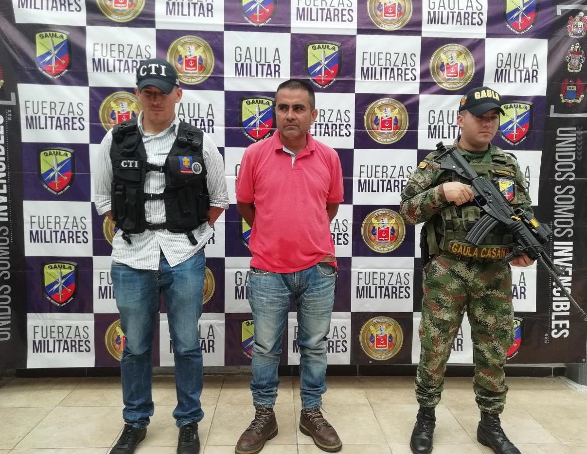 Photo of Capturado sujeto por el delito de secuestro simple