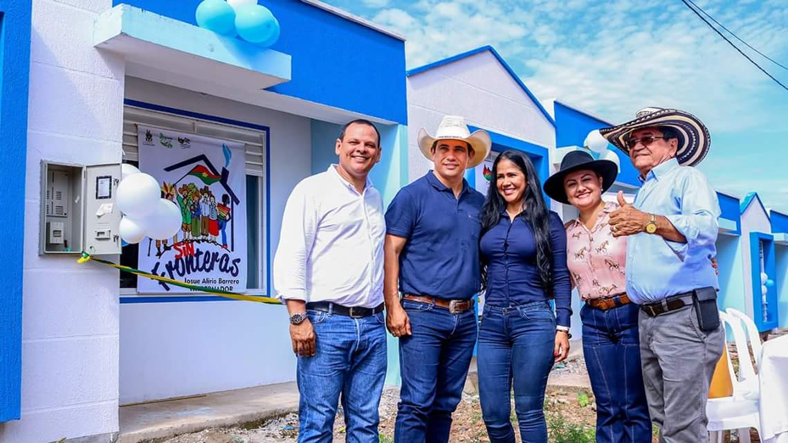 Photo of Gobernador de Casanare entregó nuevas obras para la población de Villanueva