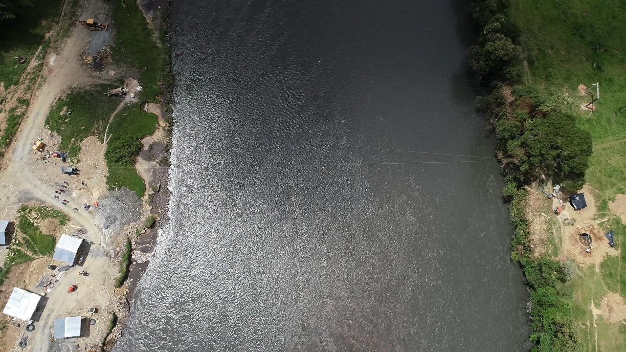 Photo of Administración departamental realiza nueva Construcción sobre el río Cusiana