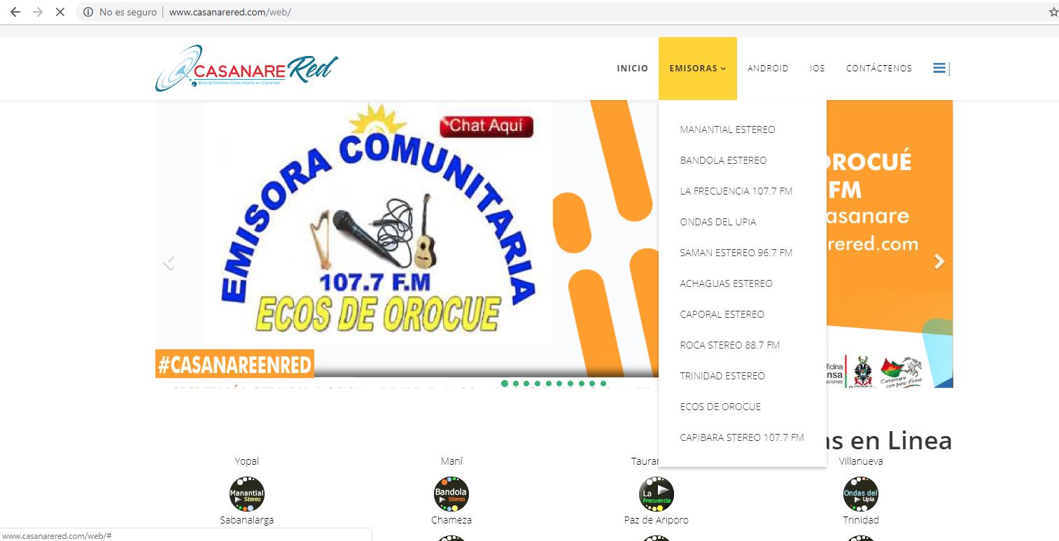 Photo of Administración departamental implementa plataforma virtual con 10 Emisoras Comunitarias