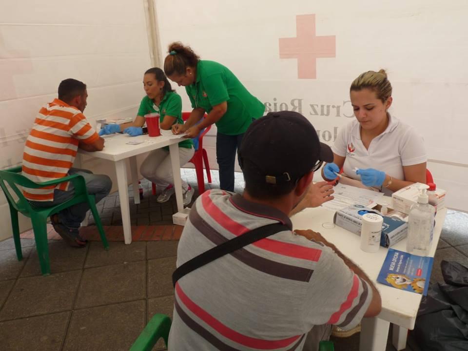 Photo of Balance de la jornada de aplicación de pruebas de VIH en Yopal