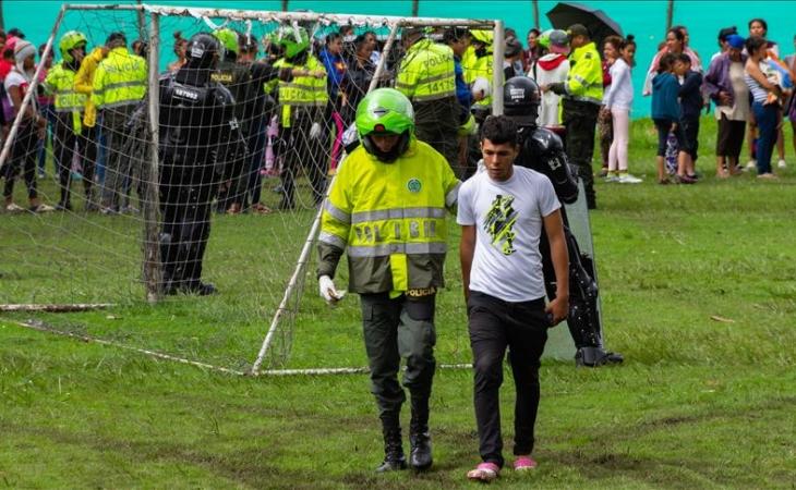 Photo of Expulsarán a venezolanos que no cumplan normas del campamento