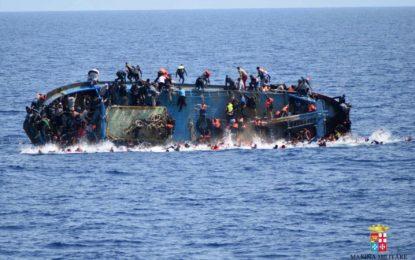 2.000 migrantes murieron al intentar cruzar el Mediterráneo
