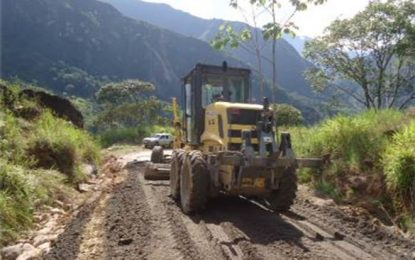 Más de 200 km de vías secundarias y terciarias intervenidas en Yopal