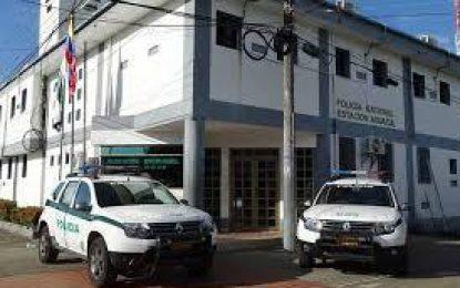 Policía Nacional invitó a los aguazuleños a denunciar casos delictivos