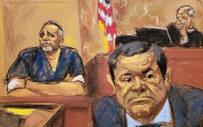 Un testigo del juicio al Chapo Guzmán asegura que el narcotraficante pagó 100 millones de dólares al ex presidente Peña Nieto