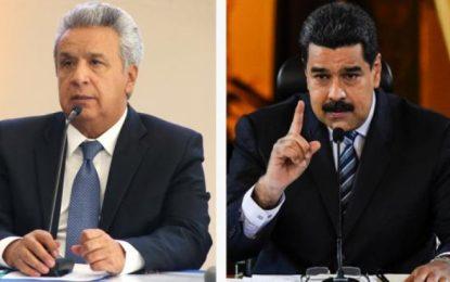 Venezuela acusa a Ecuador de persecución a venezolanos