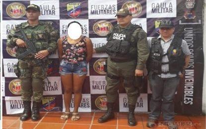 Capturaron a presuntas colaboradoras de la banda delincuencial 'Los Garbanzos' quienes se dedicaban a la extorsión en Casanare