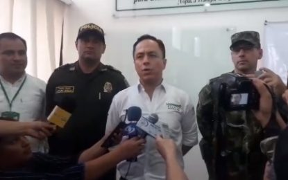 Autoridades de Yopal definen medidas preventivas de seguridad