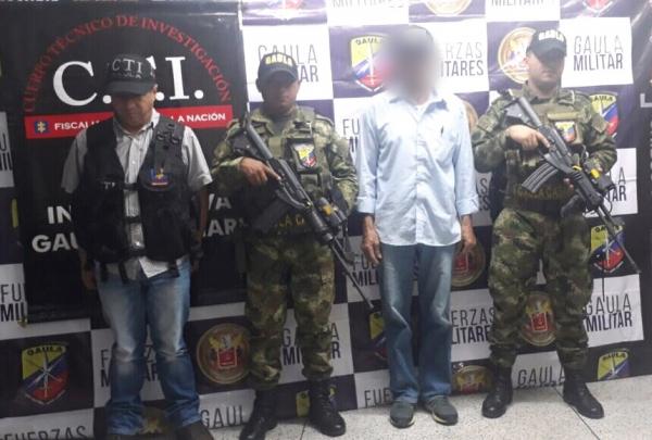 Photo of Otro integrante de banda Los Garbanzos fue capturado en Yopal