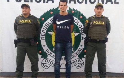 54 meses de cárcel por trafico de estupefaciente en Yopal