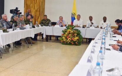 Duque confirma captura de 9 integrantes del Eln en Arauca