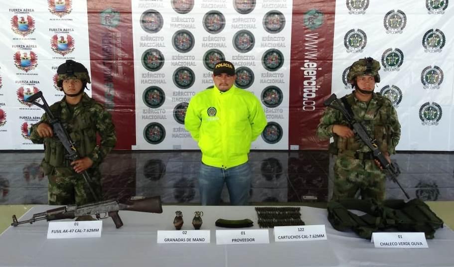 Photo of Fue hallado depósito ilegal con material de guerra e intendencia, en Labranzagrande, Boyacá