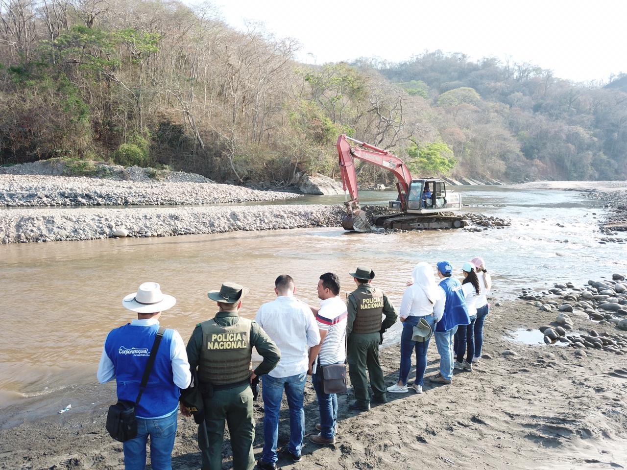 Photo of Autoridades restauran caudal del río Pauto que venía siendo afectando por canal Asupauto