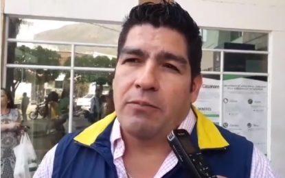 """Leonardo Barón Cordinador de Gestión y Riesgo de Casanare dijo : """"No se va a presentar desastre ambiental en Paz de Ariporo frente a los chigüiros"""""""