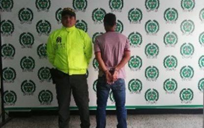 Policía Nacional Casanare, reportó la captura de 9 personas durante el fin de semana