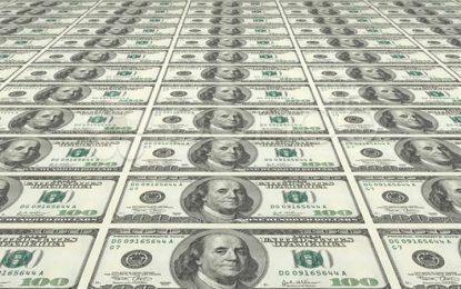Deuda de EU llega a US$22 billones