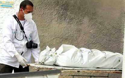 'El zarco' fue asesinado en Maní