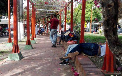 Mejoran seguridad en parque La Estancia de Yopal