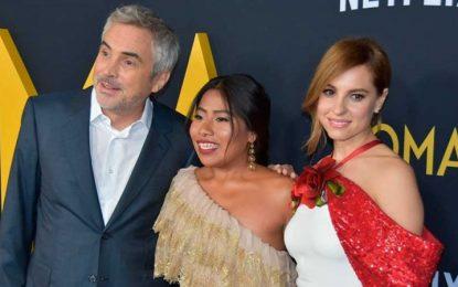 """""""Roma"""", la gran triunfadora en los Óscar"""
