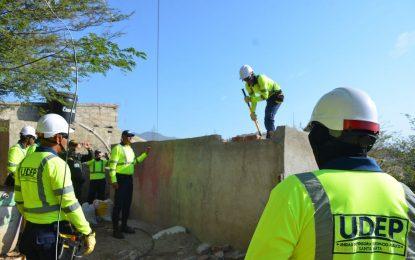 Casas en las que se venda droga serán demolidas, en Santa Marta