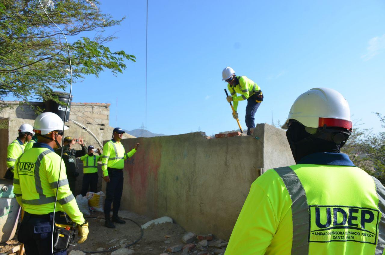 Photo of Casas en las que se venda droga serán demolidas, en Santa Marta