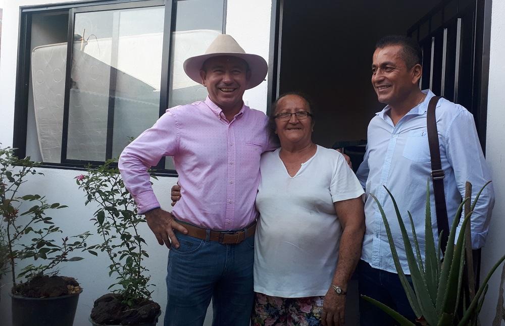 Photo of Alcalde de Paz de Ariporo visita ejecución de proyectos de vivienda