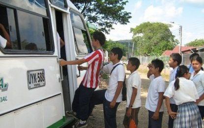 Estudiantes del norte de Casanare sin clase por paro de transportadores