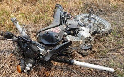 En aparatoso accidente de transito en la vía Hato Corozal – Tame, adolescente perdió mano izquierda