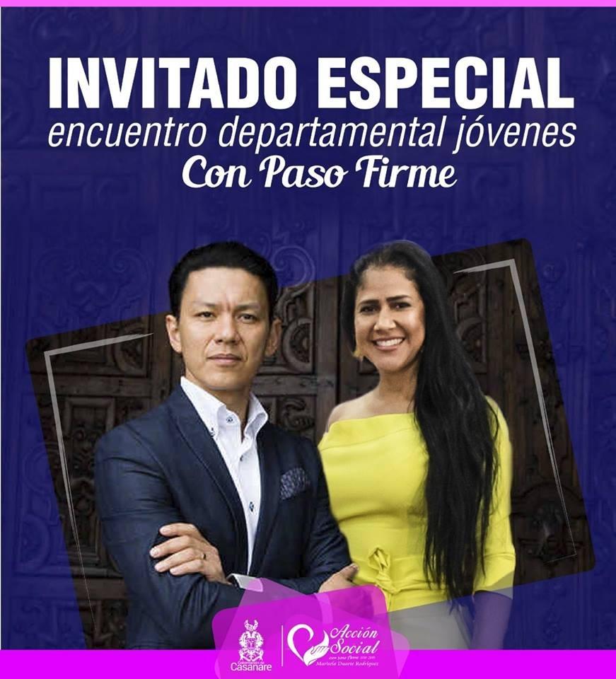 Photo of Yokoi Kenji Orito Díaz será invitado especial en el ecuentro departamental de juventudes 2019
