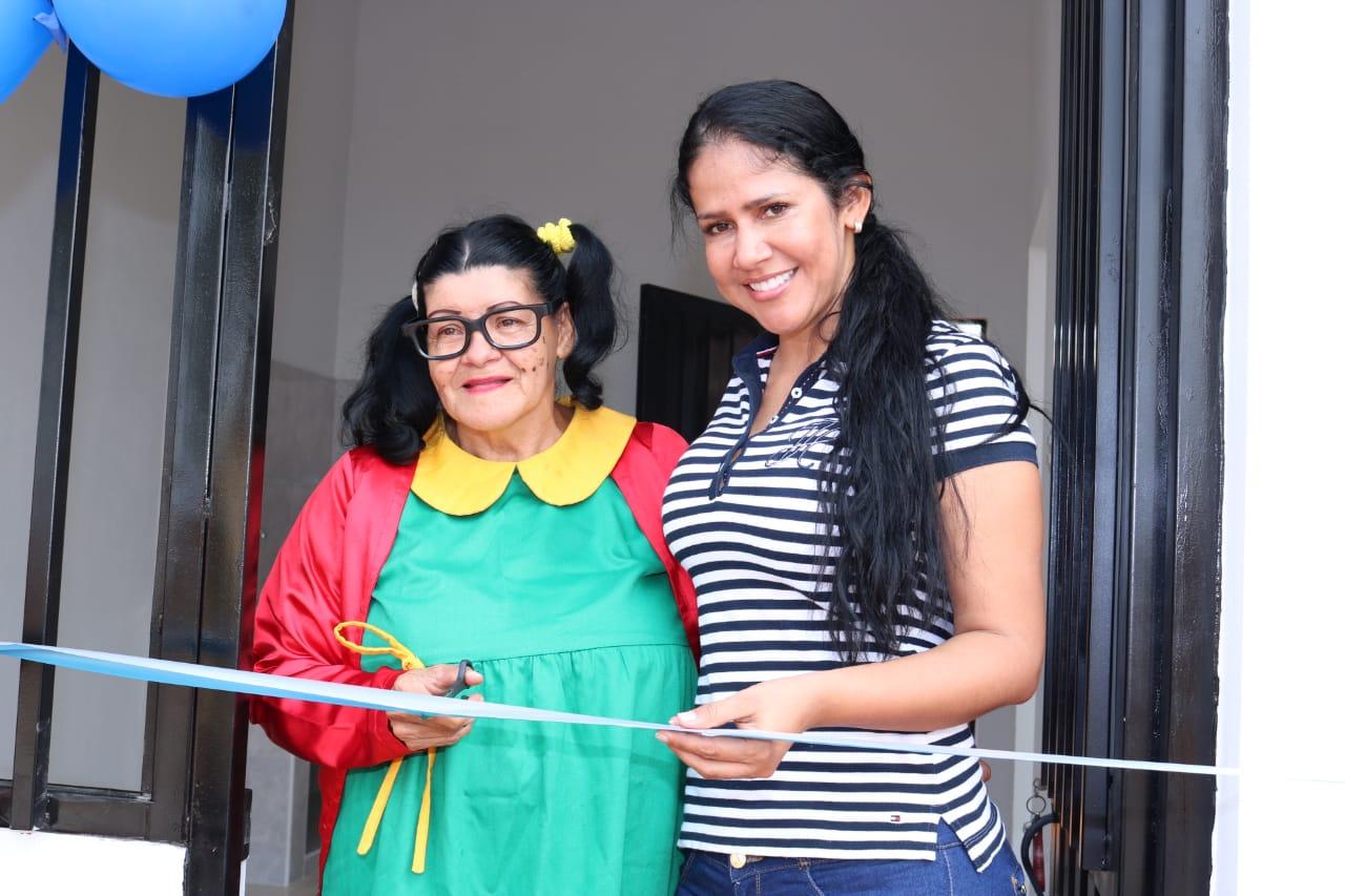 Photo of La 'Chilindrina' estrena casa en Yopal