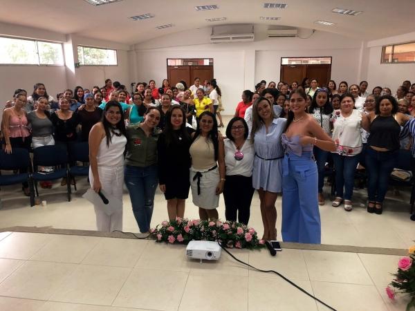 """Photo of En Nunchía, Más de 110 mujeresfueron certificadas por el Sena en """"Liderazgo Femenino"""""""