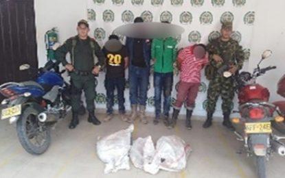 Policía de Casanare realizó varias capturas en flagrancia y por orden judicial durante el fin de semana