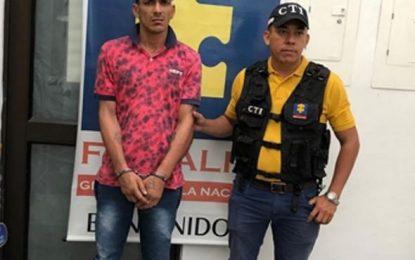 Deberá pagar 19.8 meses en la cárcel La Guafilla por el delito de Hurto Calificado