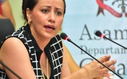 Sonia Bernal, exige  a la Secretaría de Educación,  una mayor supervisión a los contratos de transporte escolar en Casanare