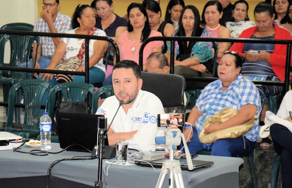 Photo of El HORO asistió al debate de Control Político en la Asamblea de Casanare